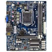 Placa-mãe Lga 1155 Chipset Intel H61 Até 16gb