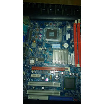Placa-mãe Ecs G31t-m7 Socket 775 Ddr2 Apenas R$200,00 + Frt!
