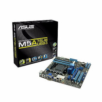 Kit Placa Mãe Am3+ Asus M5a78l-m/usb3 Usb 3.0 + 32gb Hypex