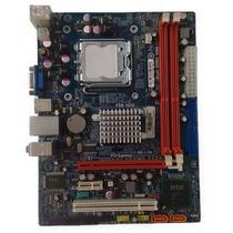 Placa Mãe Megaware Socket 775 Ddr3 G41t-m7 Usado