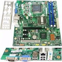 Placa Mãe 775 - Até 8gb Ddr3 - Chipset Intel G41 - Garantia