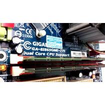 Kit Gigabyte Ga-81865gme-775 Pentium D Cooler 2gb Ram Espelh