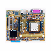 Kit Placa Mãe Asus M2n Mx Se + Athlon 64 X2 Am2 + 2 Gb Ddr2!