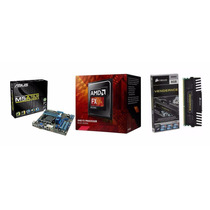Kit Asus M5a78l-m/usb3 140w + Fx 8350 + Corsair 8gb 1600mhz