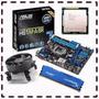 Kit Asus P8h61-lx + Core I5 3470 3.2ghz + 4gb Ddr3
