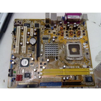 Asus P5vd2-vm Lga775/ddr2/chipset Via8237/som/video/rede/usb