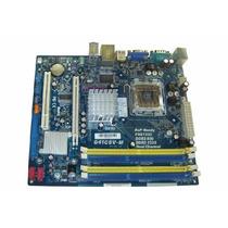 Placa Mãe - Phitronics G41csv-m (lga 775) Intel G41