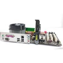 Kit Placa Mãe P5kpl Se+video/proc-e8400/2gb.mem/cooller