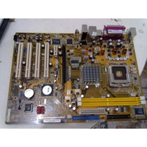 Asus P5vd2-x Off-board Lga775/ddr2/chip Via8237/som/rede/usb