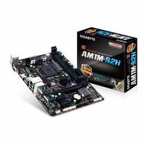 Placa-mãe Gigabyte Micro Atx P/ Amd Am1 Ga-am1m-s2h