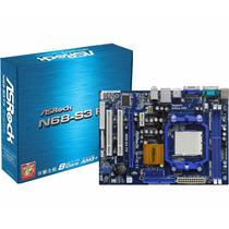 Placa Mae Asrock Nvidia N68-s3 Fx Am3+ Ddr3 Raid C/ Ide + Nf