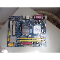 Placa-mãe Para Pc Desktop 775 Ddr2 Gigabyte Ga-945gcm-s2c
