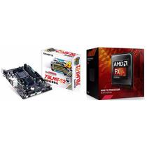 Kit Gigabyte Ga-78lmt-s2 + Processador Amd Fx 4300 3.8 Ghz