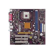 Placa Mãe Ecs Pm800-m2 Para Soquete 478 - Usada Perfeita