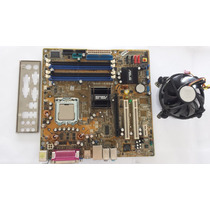 Kit Placa Mãe Asus P5gd1 // P4 3000/2m/800 C/ Cooler E 1gb
