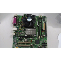 Kit Placa Mãe D945gccr - Intel Core 2 Duo Funcionando (0093)
