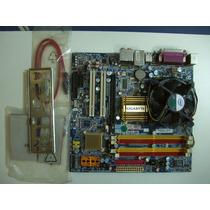 Placa Mãe Gigabyte Ga-946gm-ds2 Proc. Pentium E5700 3,0ghz