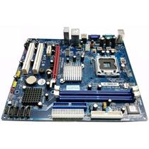 Placa Mae Pcware Pw-945gcx Socket 775 Ddr2 C/ Processador