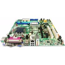Placa Mãe Lga 775 Lenovo L-i946f Ddr2 Intel Com Defeito