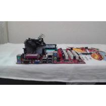 Kit Pl 775 Msi-pm8m3-v+proc+cooler+1gb Ddr