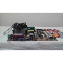 Kit Pl 775 Asus P5vd2-mx+dual Core+cooler+2gb Ddr2