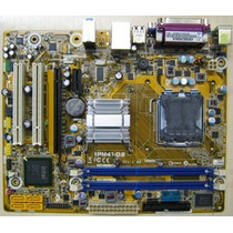 Placa Mãe Socket 775 Ipm41-d3 Ddr3 - Ate Quad Core!! Oferta!