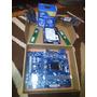 Kit Placa Mãe H81+processador+memória E Hd