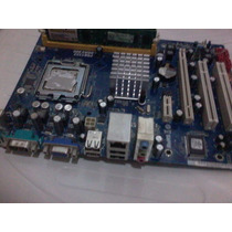 Kit Core 2 Quad, Placa-mãe Phitronics, Memória 4 Gb 800mhz