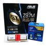 Kit Asus Z97m-plus/br + Intel I7-4790k + 8gb Hyperx Fury