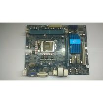 Placa Mãe Core I3 I5 I7 X-blue Xbh55-mini 1156 Com Defeito