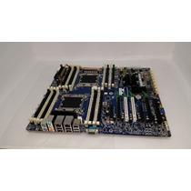 Placa Mae Workstation Hp Intel Xeon 2011 708610-001 X820