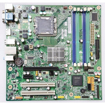 Kit Placa Mãe Lenovo Mtq45mk 775 Ddr3 + C2d E8400 + Cooler