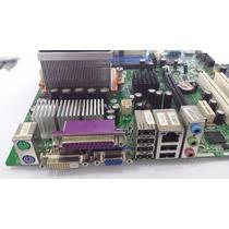 Kit Placa Mãe Ms-7075 + Processador 939 + 512 Mb + Cooler