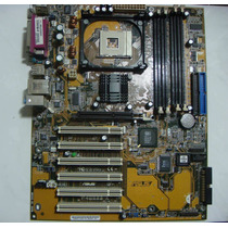 Kit Placa Mãe Asus P4s533-x Com Processador Pentium 4