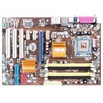 Kit Placa Mãe Asus P5kpl/epu Ddrii + Dual Core E5700 3.0 !!!