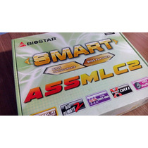Placa Mãe Biostar A55mlc2 Socket Fm1 Amd