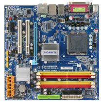 Kit Core 2 Duo E8400 3.0ghz 6mb Placa Gigabyte Q35m-s2