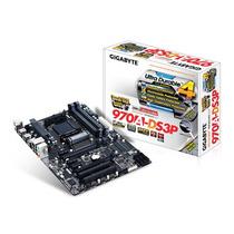 Placa Mae Socket Amd Am3+ Gigabyte Ga-970a-ds3p Atx Amd Am3/