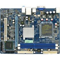 Placa Mãe Kronnus Mi-g41tmv2 Lga775 Chipset Intel