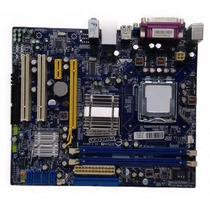 Placa Mãe Foxconn G31mx-k Socket 775 Ddr2 Usado