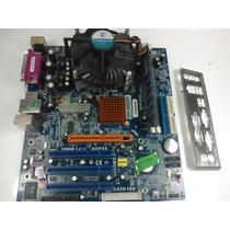Kit Placa Mae Phitronics P7v800-m+ Pentium 4 3.0 + 1gb Ddr1