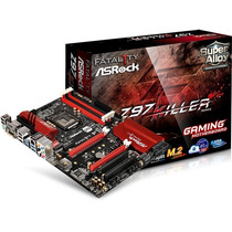 Placa Mãe Asrock P/ Intel Fatal1ty Z97 Killer Lga 1150 Box