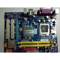 Placa Mãe Gigabyte Ga-945gcm-s2c Dual Core - Ddr2 - Garantia
