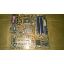 Placa Mãe Asus P5p800-mx V/r/s Socket Lga 775