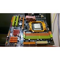 Kit Biostar Ta785 G3 Hd + Processador Atlhon Ii X2 240