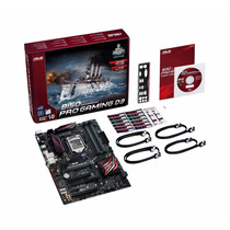Placa Mãe Asus B150 Pro Gaming (lga 1151/usb 3.1/m.2)