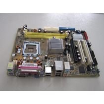 Placa Mae Asus P5gc-mx Socket 775 Ddr2 E Pci Express