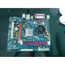 Placa-mãe Phitronics Pc3000e + Processador Via (com Defeito)