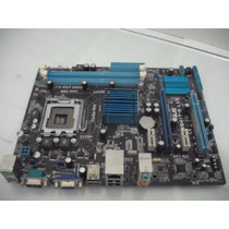 Placa-mãe Asus 775 Ddr3 P5g41t-m Lx3 1 Slot Ram Não Funciona