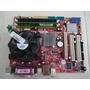 Placa Mãe Msi G31m3 V2 (ms-7529) + Pentium E5700 + Cooler
